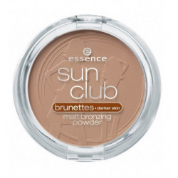 Polvo Bronceador Sun Club Essence