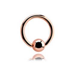 Septum Color Oro