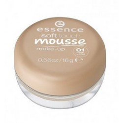 Maquillaje en Mousse Soft Touch de Essence
