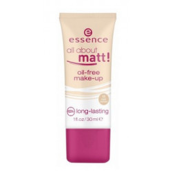 Maquillaje Matificante All About Matt de Essence