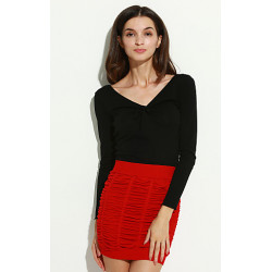 Minifalda Bodycon