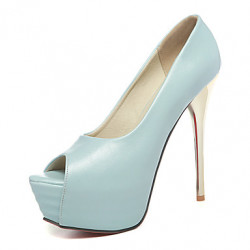 Hermosos Tacones con Tacon Stiletto